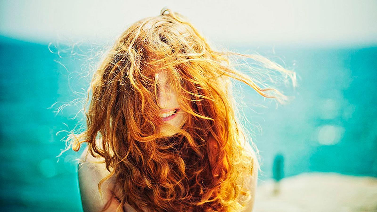 Волосы портятся от воды