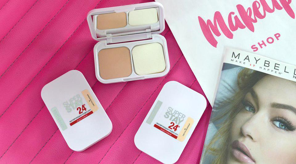 5 отличных пудр не дороже 100 000 сум в Makeup Shop