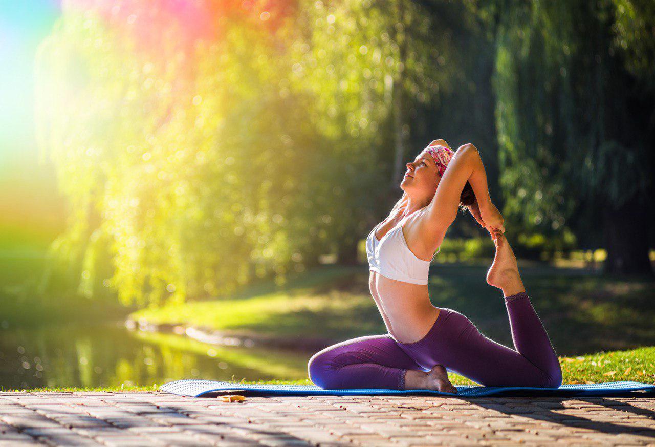 10 плюсов йоги. Чем полезны занятия йогой?